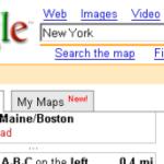 Fun with Google Maps