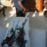 Inmormantare la tigani