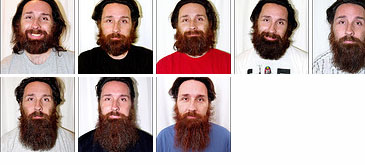 I will not shave my beard until Metallica comes out with a new album