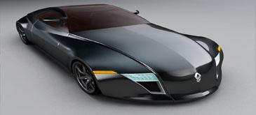 Renault Neptun - new Concept Car - desenat de Dragos Pop