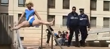 Romanii se antreneaza pentru Jocurile Olimpice - China, Peiking - 2008