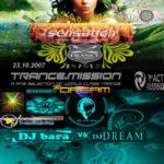 Trance Mission 23.10.2007 – Brasov, blocul Roland