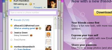 Yahoo Messenger 9 download