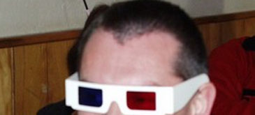 Mi-am pus ochelari