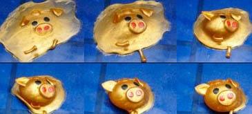 Este vorba de o jucarie-porc care se numeste Lokulokus.