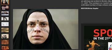 Pozele anului 2007 Reuters