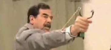 S-au gasit mult cautatele arme de distrugere in masa ale lu' Sadam Hussein