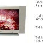 Un TV LCD ar fi ok?