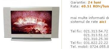 Televizor LCD Dual DLCD2603