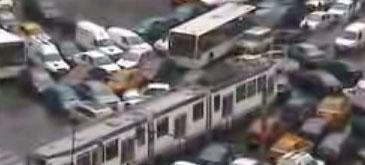 Traficul din Bucuresti
