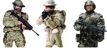 Soldatii viitorului