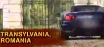 Bam Margera in Romania