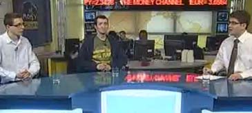 zoso si piticu la The Money Channel