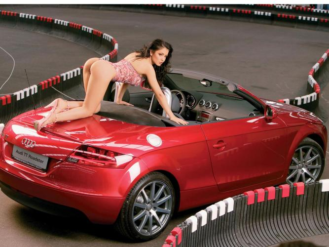 Andreea Mantea in Playboy