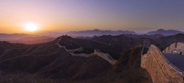 Poza zilei: Great Wall Of China Panorama