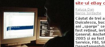 Hackerul Vladuz a fost prins