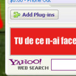 Campanie electorala pe Yahoo Messenger