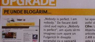 Fulgerica in FHM