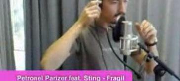 Petronel Parizer feat. Sting - Fragil