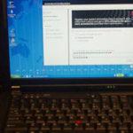 Lenovo Thinkpad T61