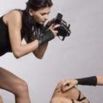 Monica Columbeanu si Ramona Gabor in Maxim