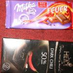 Ciocolata cu chili