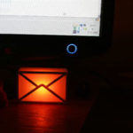 "Email notifier – un gadget pentru ""la birou"""