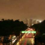 Los Angeles Timelapse video