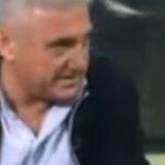Giovanni Becali face spume si arunca cu microfoane
