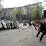 A inceput revolutia in Moldova?