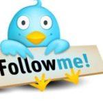 Am cont de twitter!