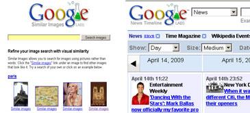 google-news-timeline-and-similar-images