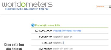 worldometers-statisticile-lumii-actualizate-in-timp-real