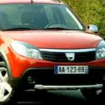 Dacia Sandero Stepway @ 2009 Barcelona Auto Show