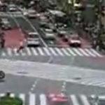 Trecere de pietoni in Japonia