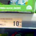 Tzapa de hypermarket romanesc