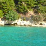 Grecia, Thassos – Plaje