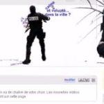 Banner intruziv de la Canal+