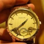 Un altfel de ceas – Fossil