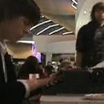 Un experiment cu o masina de scris