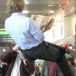 Campanie KLM – Scaunul invizibil