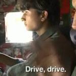 Scoala de soferi in <strike>India</strike> Pakistan