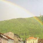 Curcubeu in Brasov