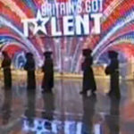 The Chippendoubles – Britain Got Talent 2010