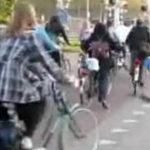 Traficul rutier din Olanda….