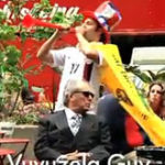 Am si eu vuvuzela mea