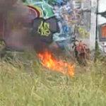 Pompierii in actiune