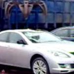 Asa se ridica masinile in Rusia
