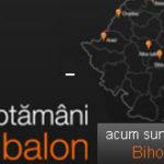 Aventuri la inaltime cu Balonul Orange