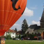 Balonul Orange a fost la Brasov